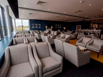 ABERDEEEN INTERNATIONAL AIRPORT NEW DEPARTURES EXECUTIVE LOUNGE