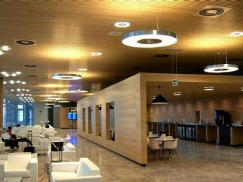 Бизнес-зал Sala VIP - Salon Ifach