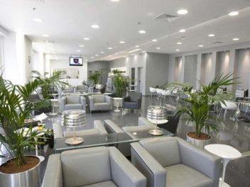 Бизнес-зал Goldair Handling CIP
