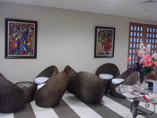 Бизнес-зал Sala VIP Samana