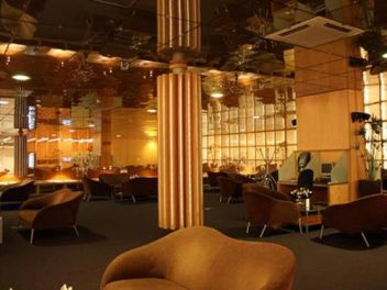 Бизнес-зал Sala VIP Canudas