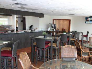 Бизнес-зал Graycliff Luxury Lounge