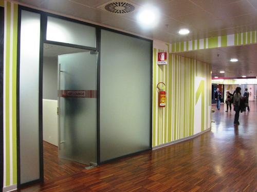 Бизнес-зал Gate VIP SACBO