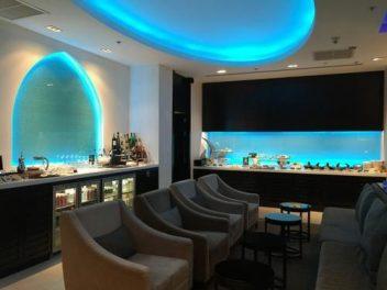 Бизнес-зал Oman Air First & Business Class Lounge
