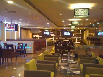 Бизнес-зал Carnations Lounge