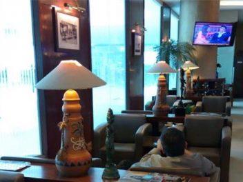 Бизнес-зал BlueSky Premier Lounge