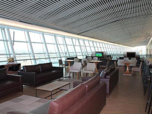 Бизнес-зал VIP Express Club Pier Sul