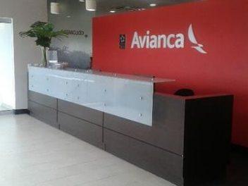 Бизнес-зал Avianca Sala VIP