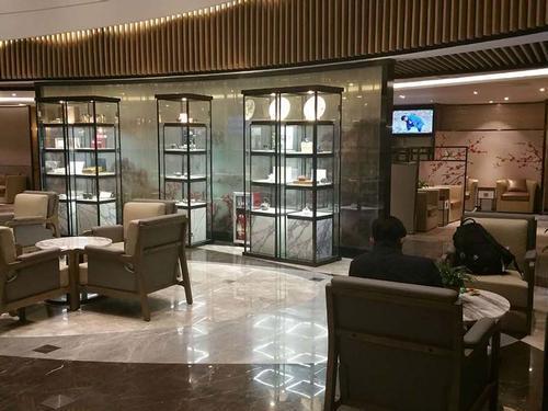Бизнес-зал Air China Lounge