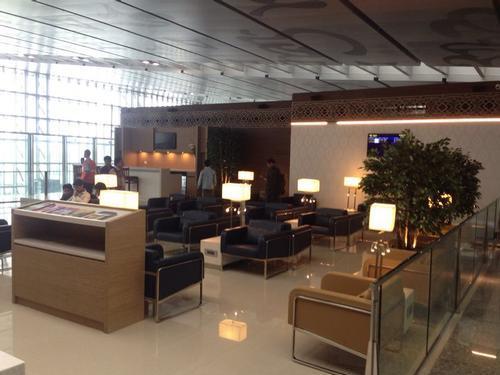 Бизнес-зал Travel Club
