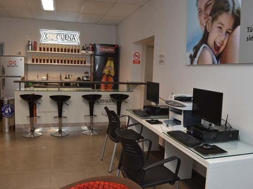 Бизнес-зал Caral VIP Lounge