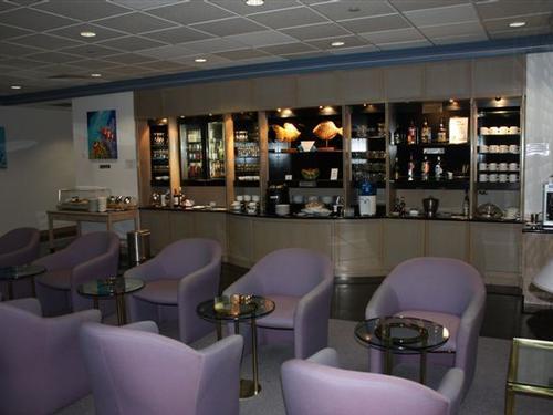Бизнес-зал Reef Lounge