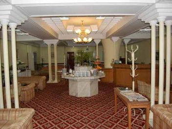 Бизнес-зал Ruposhi Bangla Hotel Balaka Executive Lounge