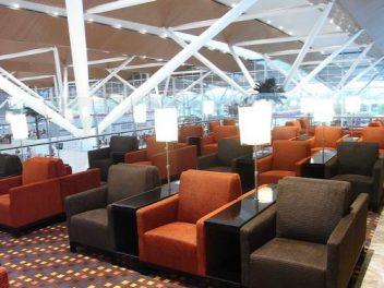 Бизнес-зал Plaza Premium Lounge (вылеты внутренних рейсов)