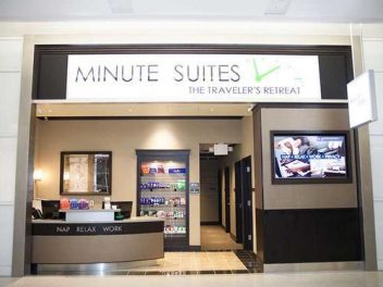 Бизнес-зал Minute Suites