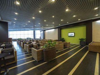 Бизнес-зал аэропорта