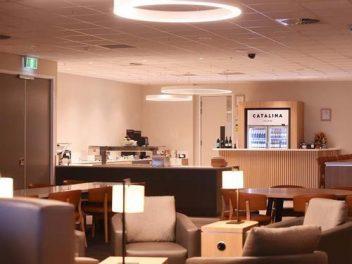 Бизнес-зал Catalina Lounge