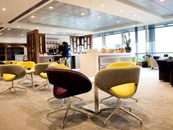 Бизнес-зал Dublin Airport Executive