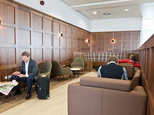 Бизнес-зал UpperDeck — Glasgow