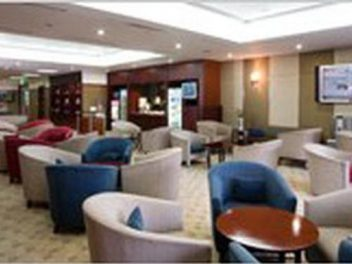 Бизнес-зал Asiana Lounge
