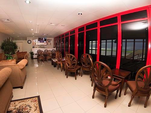 Бизнес-зал GAA Executive Lounge