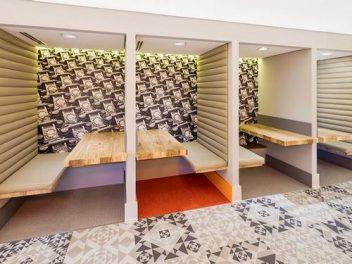 Бизнес-зал GOL Premium Lounge