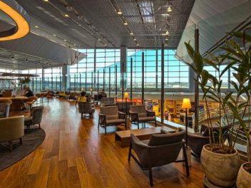Бизнес-зал Star Alliance Lounge