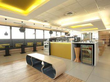 Бизнес-зал GRU Lounge