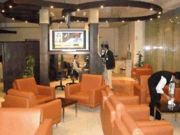 Бизнес-зал CIP Lounge