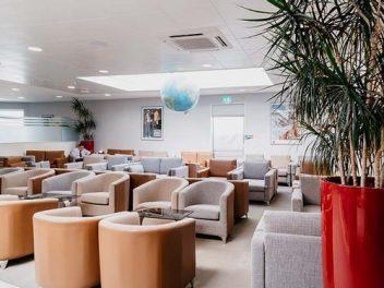 Бизнес-зал British Airways Terrace