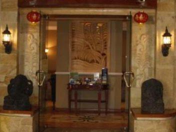 Бизнес-зал Borobudur Lounge