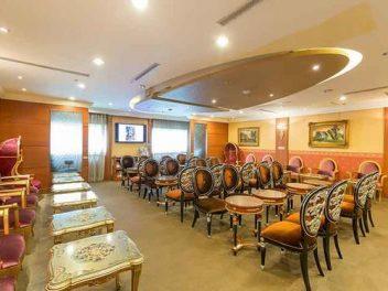 Бизнес-зал More Premium Lounge
