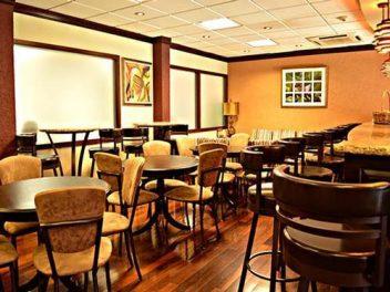 Бизнес-зал Club Kingston Arrivals