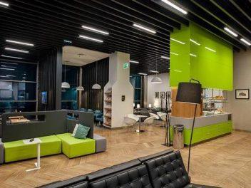 Бизнес-зал (Business Lounge) Non-Schengen