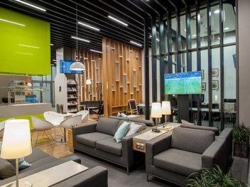 Бизнес-зал (Business Lounge) Schengen