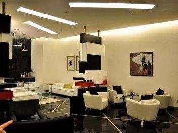 Бизнес-зал Pearl Sheikh Saad
