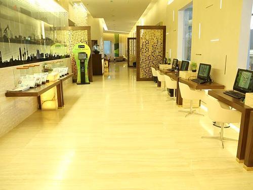 Бизнес-зал Kuwait Airways - Dasman