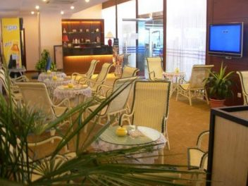 Бизнес-зал First Class Lounge No.3