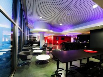 Бизнес-зал The Virgin America Loft