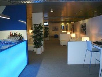 Бизнес-зал Blue