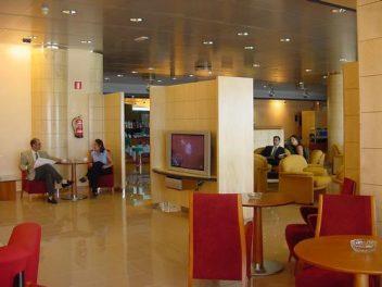 Бизнес-зал Sala Galdos