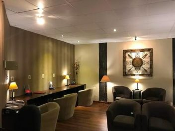 Бизнес-зал The Lounge VIP