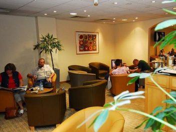 The Swissport Lounge
