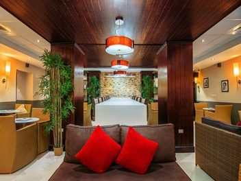 Бизнес-зал Club Mobay Arrivals Lounge