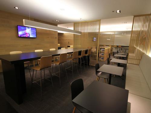 Бизнес-зал Aeromexico - Salon Premier Ciudad de Mexico