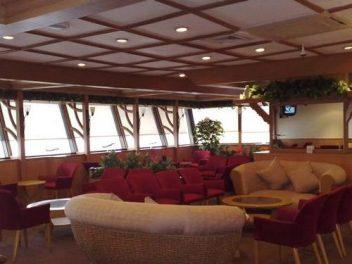 Бизнес-зал Pagstop Lounge