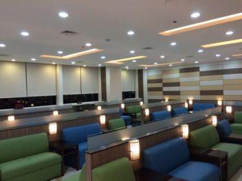 Бизнес-зал Sky View Lounge