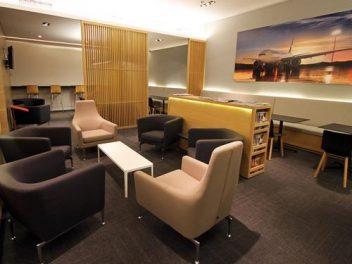 Бизнес-зал Aeromexico - Salon Premier