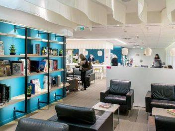 Бизнес-зал Salon Azur