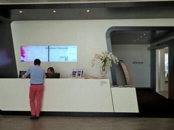 Бизнес-зал Olbia Airport Club